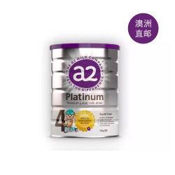 【澳洲直邮】澳洲a2 白金儿童配方奶粉四段 3岁以上 900克/罐