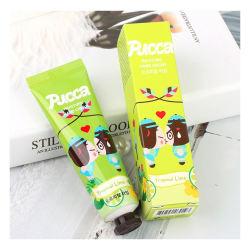韩国 PUCCA 热带青柠檬 保湿护手霜 30ML(完税仓包邮发货)