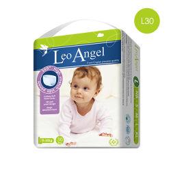 狮子座天使(Leo Angel) 超薄透气干爽绵柔拉拉裤L30(9-14kg)婴儿学步裤英国原装进口
