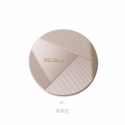 韩国Su:m37°空气质感TF 珍珠美白气垫粉底(送替换装)(韩国直邮)