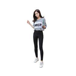 【女神必备】韩国 Let's diet 黑色提臀瘦身魔术裤