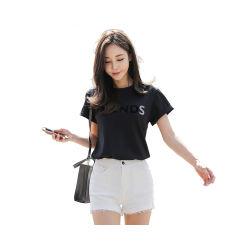 韩国Let's diet 美腿魔术短裤-白色