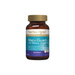 澳洲Herbs of Gold 和丽康 高含量蓝莓护眼胶囊 60粒(包邮包税)