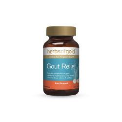 澳洲Herbs of Gold 和丽康 酸樱桃果芹菜籽痛风灵 60粒(包邮包税)