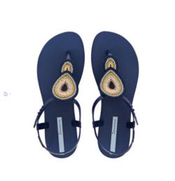 Ipanema 平底罗马女鞋ins潮网红女凉鞋 蓝色 尺寸可选
