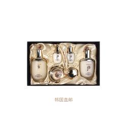 韩国Whoo 后 天气丹套盒 华泫水乳霜三件套(韩国直邮)