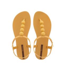 Ipanema 平底罗马鞋海边沙滩鞋时尚ins潮女鞋 黄色 尺寸可选