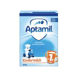 新版 Aptamil德国爱他美 婴儿奶粉 4段/1+段 600克 1岁以上(德国直邮)
