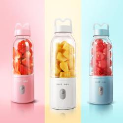 家用迷你电动便携式榨汁杯鲜榨果汁机