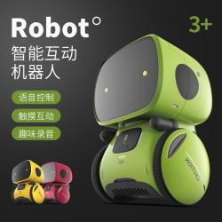 Robot 儿童智能机器人早教机