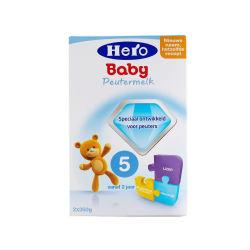 荷兰原版 荷兰美素 Hero baby奶粉5段(2岁以上)700g(包邮包税)