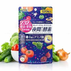 ISDG 232种果蔬发酵夜间酵素 120粒