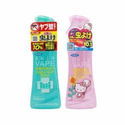 【组合】VAPE 未来驱蚊爽身喷雾 蜜桃香 200ML + 绿色 200ML 组合装