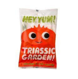 HEY YUM!Trassic Garden水果软糖 侏罗纪公园 100g