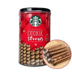 Starbucks巧克力脆皮夹心蛋卷442g  美国直邮 包邮包税
