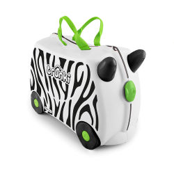 Trunki小朋友行李箱-斑马