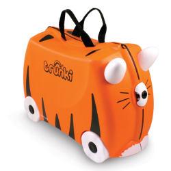 Trunki小朋友行李箱-小老虎