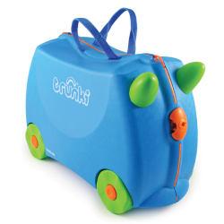 Trunki小朋友行李箱-蓝色