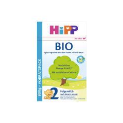 Hipp 喜宝 有机奶粉 2段 6个月以上 800克/盒(包邮包税)