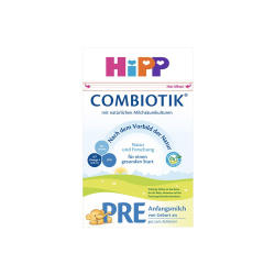 【保税仓】HiPP 喜宝 有机益生菌奶粉 PRE段 600克 0-6个月适用(包邮包税)