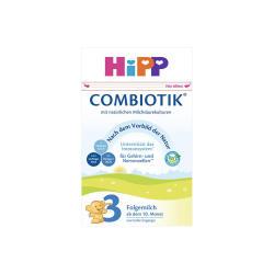 HiPP 喜宝 有机益生菌奶粉 3段 600克 10-12个月(包邮包税)