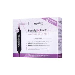 法国Floreve馥洛薇 胶原蛋白口服液(小紫针)14支/盒(包邮包税)