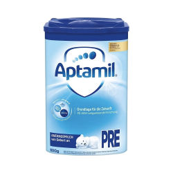德国aptmil爱他美奶粉pre段800g 0-6个月(包邮包税)