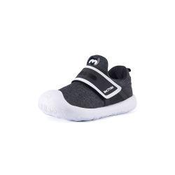 班米迪 男女宝宝 软底机能鞋 黑色(包邮)