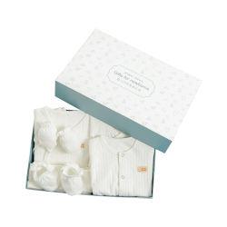 南极人婴儿衣服纯棉夏季新生儿礼盒套装16件套(包邮)
