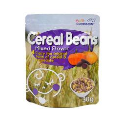 宝贝顾问 宝宝零食 进口 混合麦豆30g(包邮)