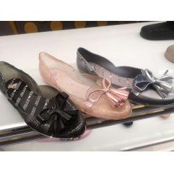 泰国Jelly Bunny 流苏浅口平底船鞋 多色 尺码可选