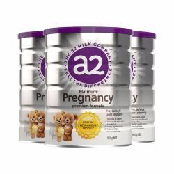 【3罐装】A2 孕期高端配方奶粉 900G 海外直邮 效期2020.1
