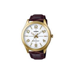 【香港直邮】 卡西欧(CASIO)手表时尚简约男士表 MTP-VX01GL-7B(包邮包税)