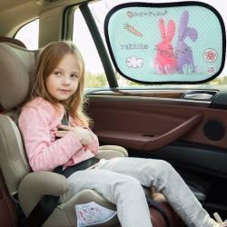 APRAMO安途美 隔热防晒避光汽车遮阳两片装 国内发货