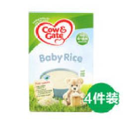 【包邮包税】4件装 牛栏纯婴儿米粉100gX4