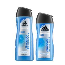 ADIDAS/阿迪达斯 清风男士洗发沐浴露—清风400ML+250ML套装