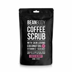 BEAN BODY 咖啡磨砂膏  可可果 220G