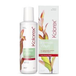 KOLOREX 可媄女性无皂私处护理液 250ML