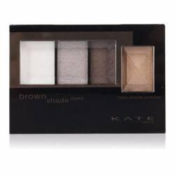 KATE/凯朵 骨干重塑立体三色眼影+鼻影盒  BR-4 2.2G