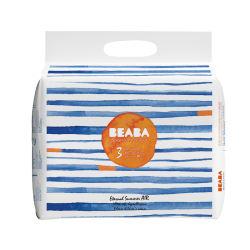 【两包】美国品牌 比芭(BEABA)盛夏光年纸尿裤M36