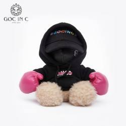 GOC IN C 18年新款NPC拳击熊充电宝 10000毫安