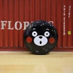 熊本熊 美妆移动电源+化妆镜  147G