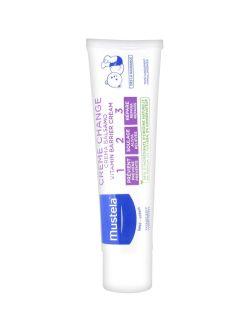 【四件装】Mustela 法国妙思乐护肤膏123 尿疹/护臀膏 100ml