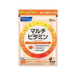 FANCL/芳珂 复合维生素11种综合维他命 30日