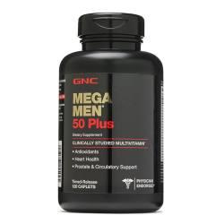GNC/健安喜 中老年男性多种营养片  120粒