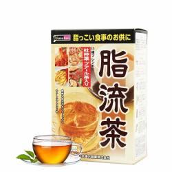 山本汉方 脂流茶  24包 2盒